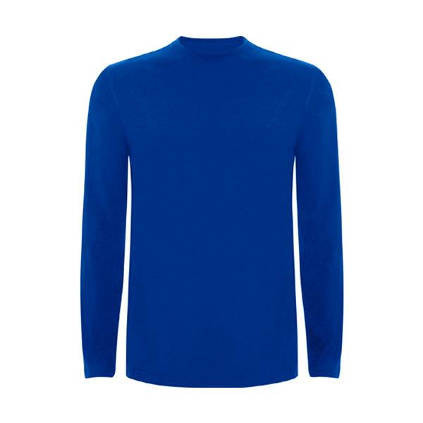 camiseta-larga-niño-azul