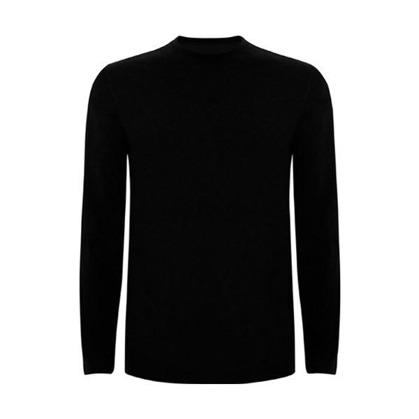 camiseta-larga-niño-negro