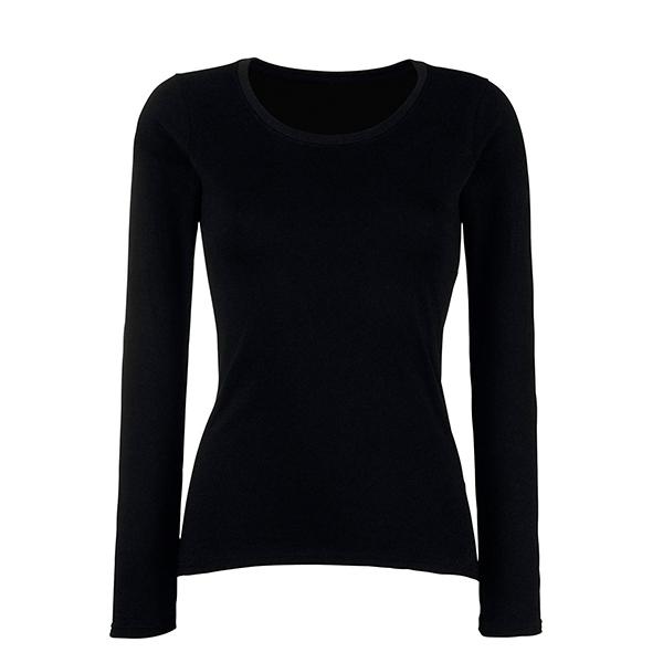 camiseta-manga-larga-mujer-negra