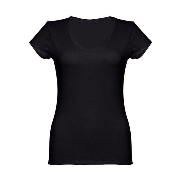 camiseta-corta-pico-mujer-negra