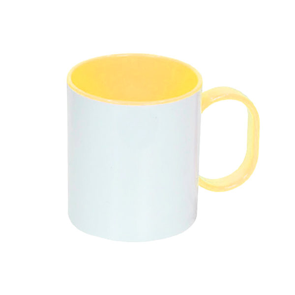 taza-plastico-amarilla