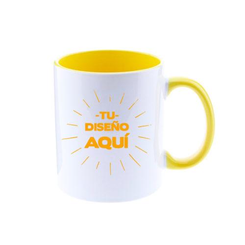 taza-ceramica-amarilla-con-diseño