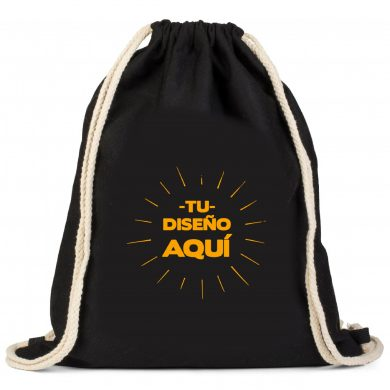 mochila-tela-negra-con-diseño